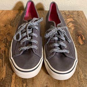 Grey Keds Sneakers 8